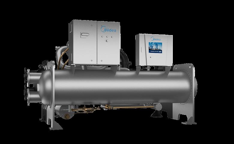 高效变频直驱降膜离心机组CCWE550EV